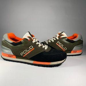 Polo Ralph Lauren Sport P67 Slaton running shoes